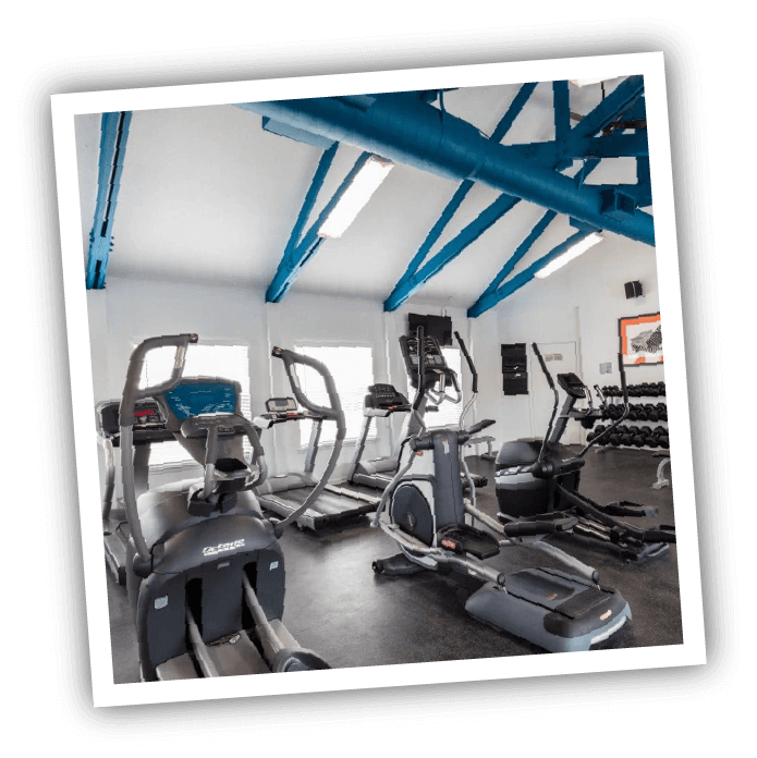 fitness center for students at the monroe